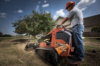 Mini Skid Steer from Ditch Witch