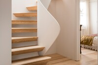 A Standout Twisted Staircase