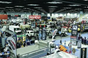 The Work Truck Show is North America's largest work truck event, covering 500,000 square feet of vocational trucks and equipment from more than 500 exhibitors.