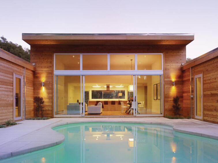 Dowling Kimm Studios gives a classic mid-century California house a makeover