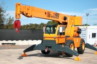 Cab Down Rough Terrain Cranes