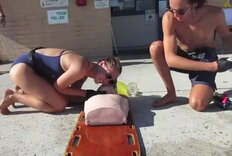 Team Temecula Wins August's Summer Lifeguard Challenge
