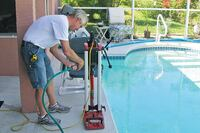 Techs Share Tips on Servicing Pool Chair Lifts