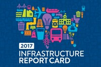 2017 ASCE Infrastructure Report Card Gives America a D+