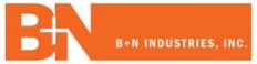 B & N Industries Logo