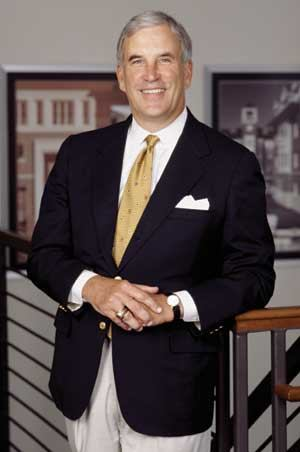 President Michael Mouron started Capstone Development Corp in 1990.