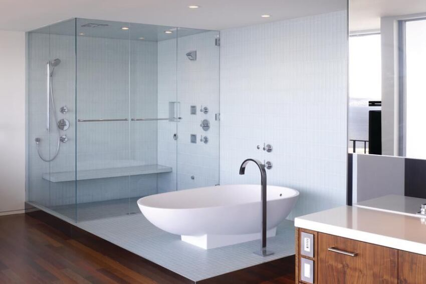 Case Study: Ludwig Residence Bath