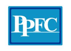 PPFC (Ponds, Pools & Fountains Corporation) Logo