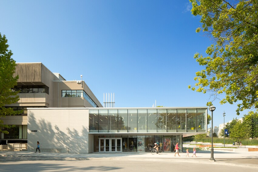 UBC Bookstore Expansion + Renovation