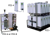 PZ2 Series: PZ2-4 - PZ2-48: Hybrid Advanced Oxidation Systems