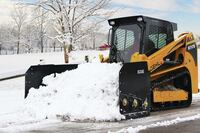 Attachment for Snow, Wastewater, and Flood Cleanup