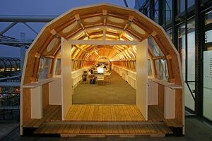 Shigeru Ban Architects Wins the 2014 Pritzker Prize
