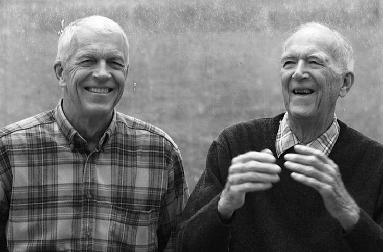 Jan and Jørn Utzon