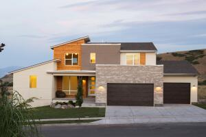 Energy-efficient homes like this one from Utah-based Garbett sell at an average price premium of 9 percent, a fact builders can use as part of their pitch to help buyers embrace the value of a better built, more efficient home.
