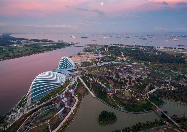 Garden By The Bay Architect bay south garden   architect magazine   marina bay, singapore