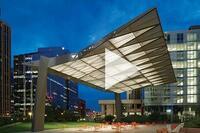 2014 AL Design Awards: SandRidge Commons, SandRidge Energy Headquarters, Landscape and Tower Lighting