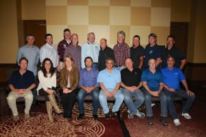 The National Plasterers Council Board of Directors.