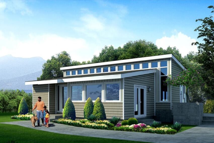 Modular Builder Unveils $100,000 House