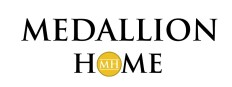 Medallion Homes Gulf Coast Logo