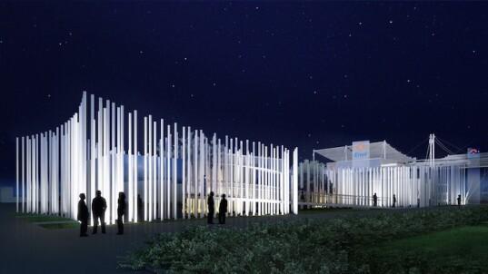 ELEN's Milan Expo installation