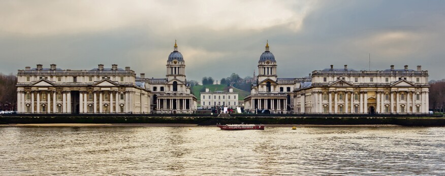 Royal Navy College in Greenwich