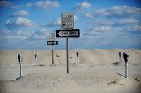 After Sandy, a Debate about Dunes in New Jersey
