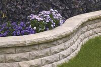 Anchor Wall Retaining Wall System