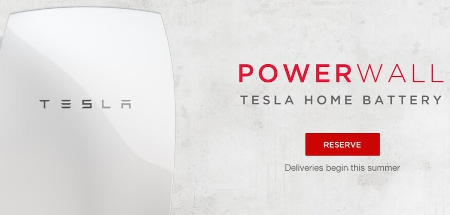 Tesla Powerwall home energy storage systems will ship to customers this summer.