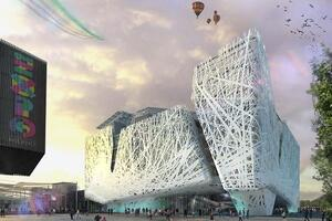 The Italian Pavilion That Could Have Been