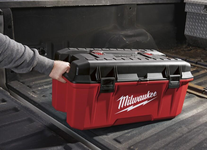 Milwaukee Introduces New Jobsite Work Box | Tools of the ...
