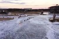 Weekend Storm Brings Wet Feet to Outer Banks