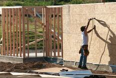 Bracing Walls for Wind