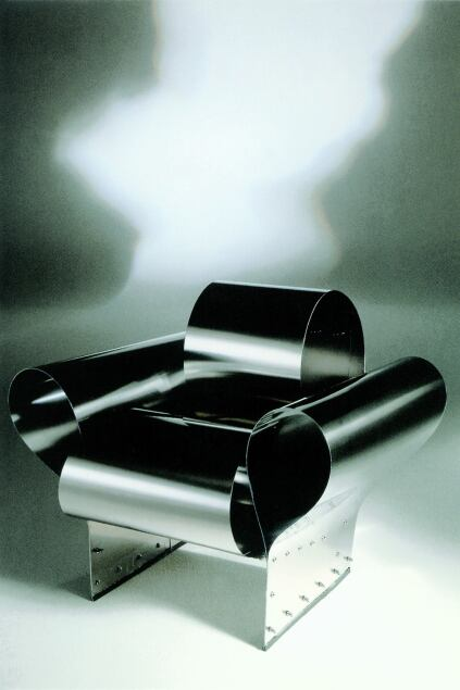 Vitra Well-Tempered Chair, designed by Ron Arad.