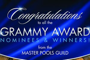 Master Pools Guild Takes Its Marketing Campaign to the Grammys
