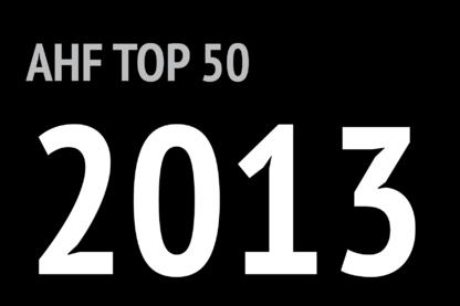 2013 AHF Top 50