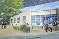 NYC maintenance facility gets new life as community building