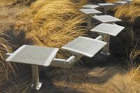 Tangent Rail Seating, Forms+Surfaces