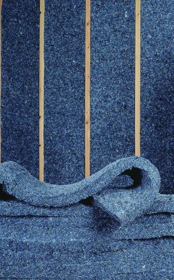 Bonded Logic UltraTouch Natural Cotton Fiber Batt Insulation