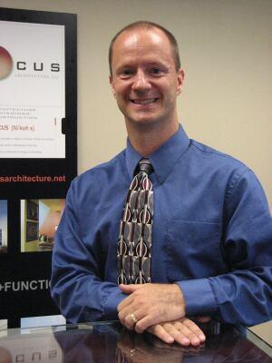 Jason D. Reece, president, Focus Architecture, Overland Park, Kan.