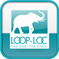 Loop-Loc Luxury Liners Logo