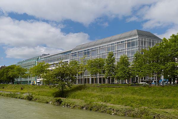Tamedia New Office Building, Zurich, 2013.