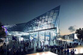 Rupp Arena/Lexington Center Reinvention and Expansion