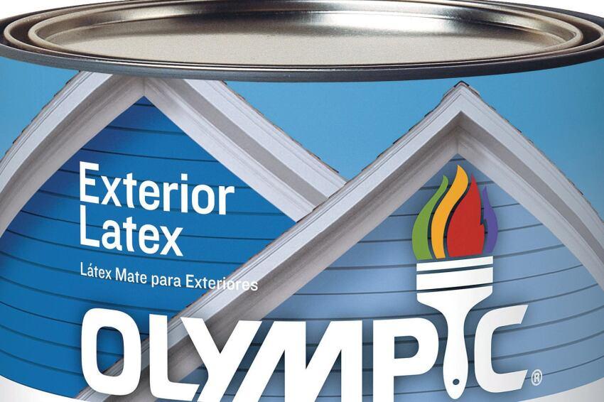 Olympic Paints' Premium Zero VOC Exterior Paint