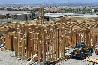 Slideshow: The New American Home Framing