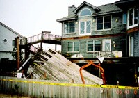 Experts believe deck failures, such as this one in Virginia Beach, occur far more often than reported.
