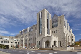 Indiana University Hodge Hall Undergraduate Center