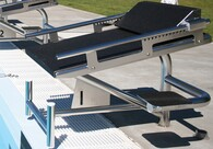 Xcellerator Single Post Competitive Swim Starting Platform