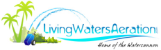 Living Waters Aeration Logo