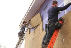 High-Performance Insulated Wall Retrofits