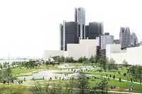 Architects Reimagine Detroit's Riverfront